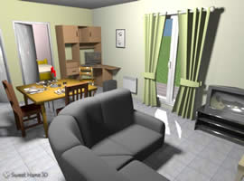 Sweet home 3d download programa gratuito para design de for Programa para disenar casas online gratis