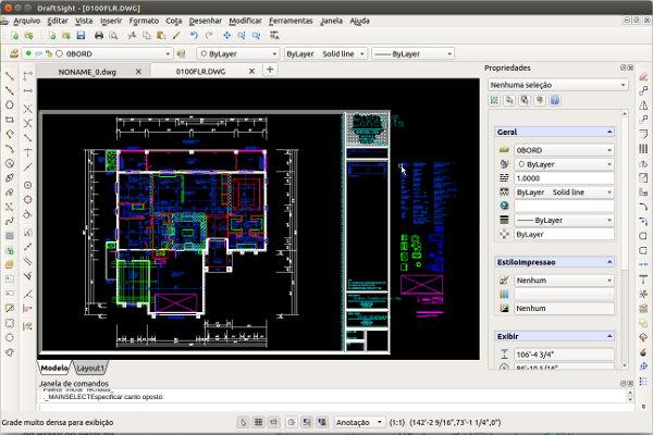 DraftSight Free - Programa CAD 2D profissional e gratuito