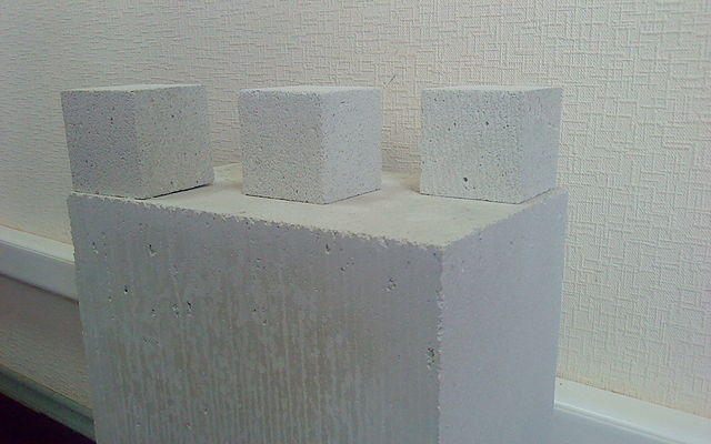 O Que E Concreto Celular Autoclavado on Aac Autoclaved Aerated Concrete