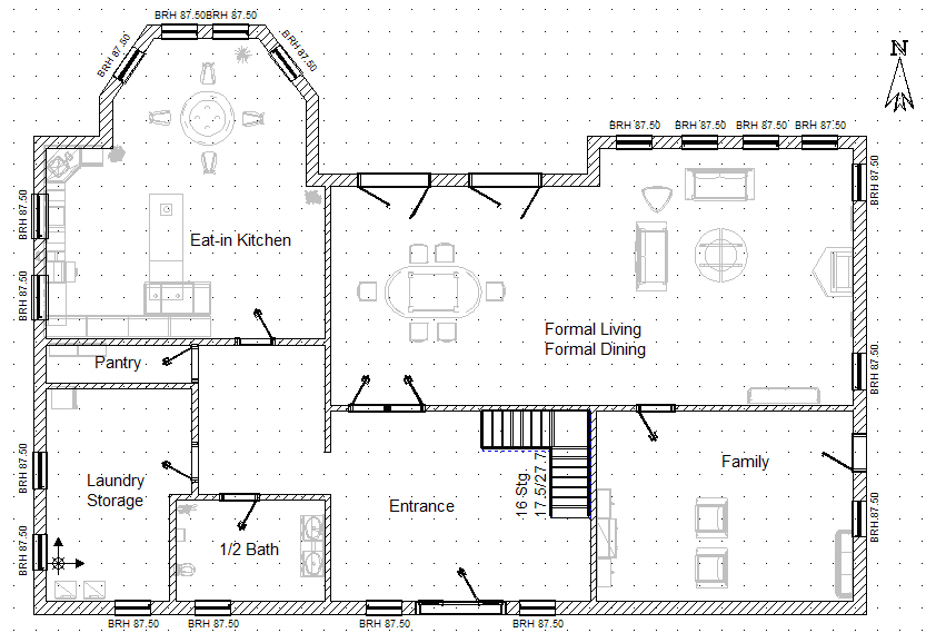 O que planta baixa enciclop dia e civil for 4 1 architecture example