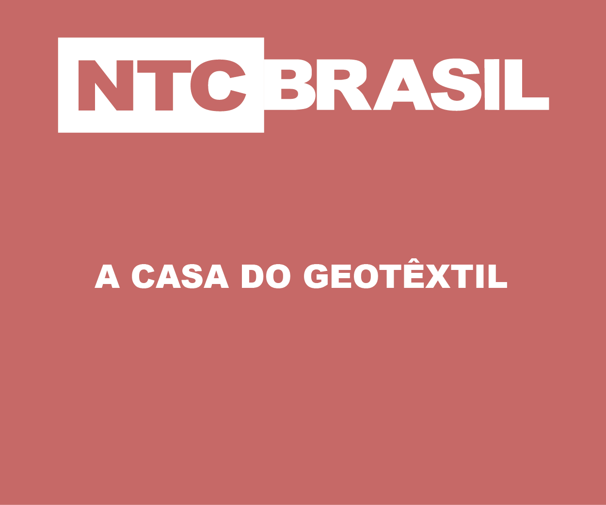 NTC Brasil - A Casa do Geotêxtil